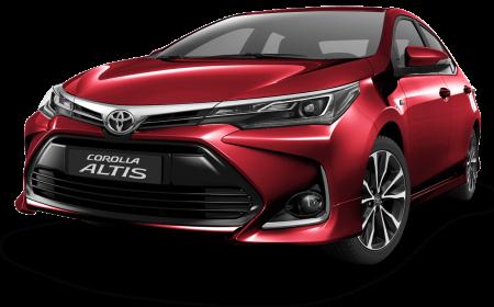 Corolla Altis 1.8E CVT - số tự động, 1.8 lít