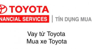 Vay mua ô tô trả góp từ Công ty tài chính Toyota ( TFS)