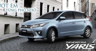 Toyota Yaris 1.5E Hatchback