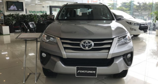Fortuner 2.8AT, 4x4, dầu